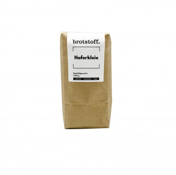 brotstoff - Haferkleie - Kleie - kompostierbarer Beutel