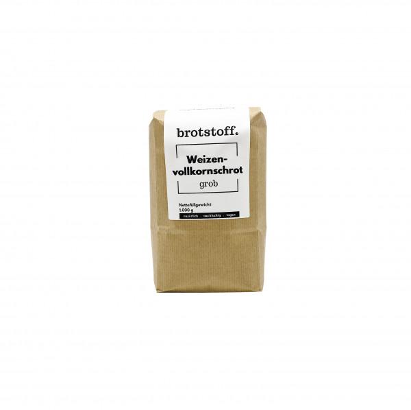 brotstoff - Schrote - Weizenschrot - grob
