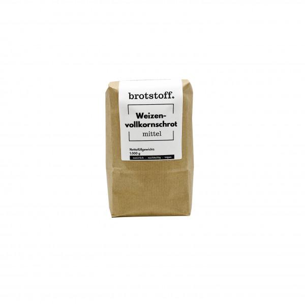 brotstoff - Schrote - Weizenschrot - mittel