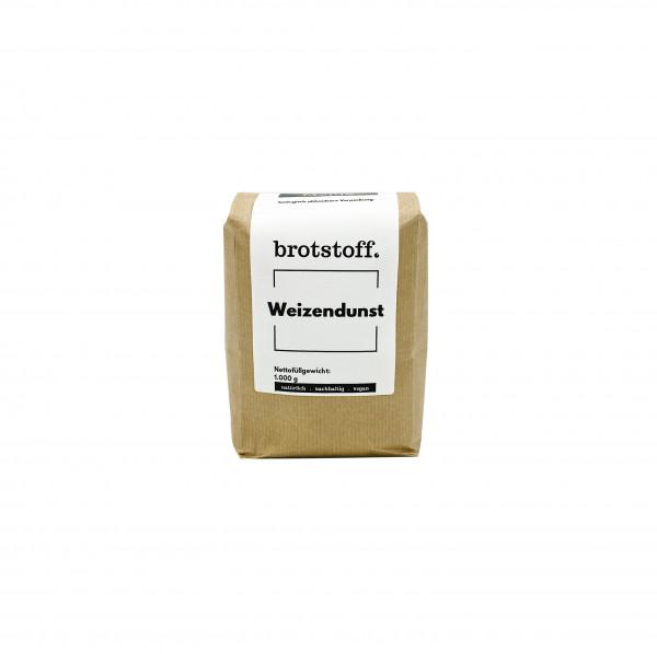 brotstoff - Sonstige Zutaten - Weizendunst - Weizenmehl hell griffig - Kompostierbare Tüte