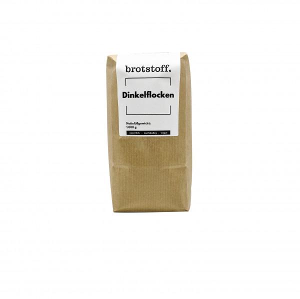 brotstoff - Dinkelflocken - Flocken - kompostierbare - Verpackung